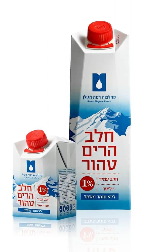 חלב-הרים-1%---2-קרטונים