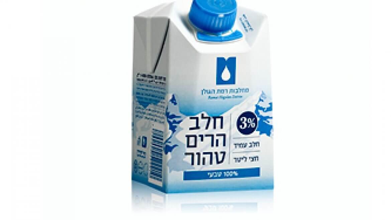 חלב הרים טהור 3% שומן – 0.5 ליטר