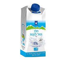חלב נטול לקטוז